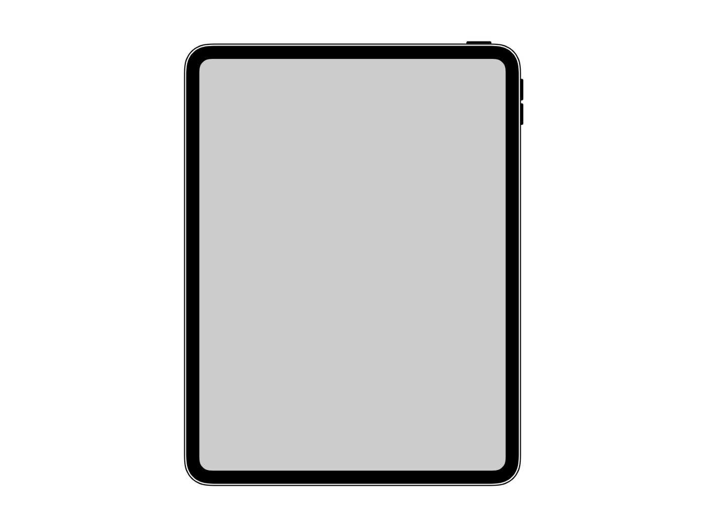 A new icon seemingly confirms that the next iPad Pro won't have a.