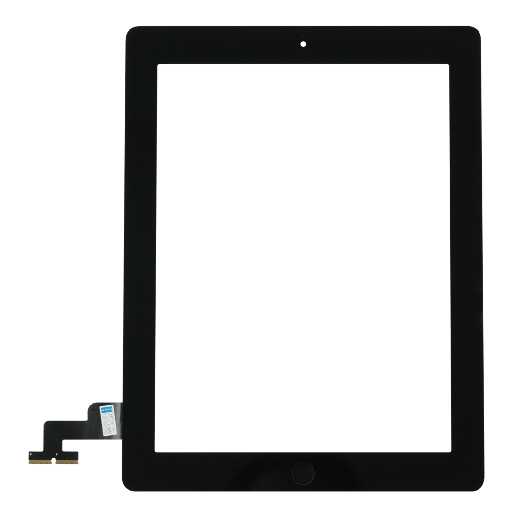 iPad 2 Glass and Digitizer with home button.