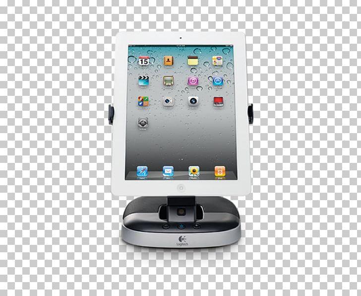 IPad 2 IPad 3 Logitech Speaker Stand Speaker Dock PNG.