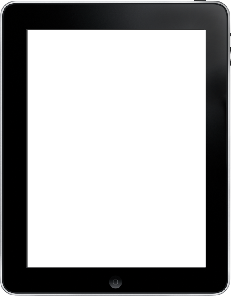 Ipad Tablet Png #6802.