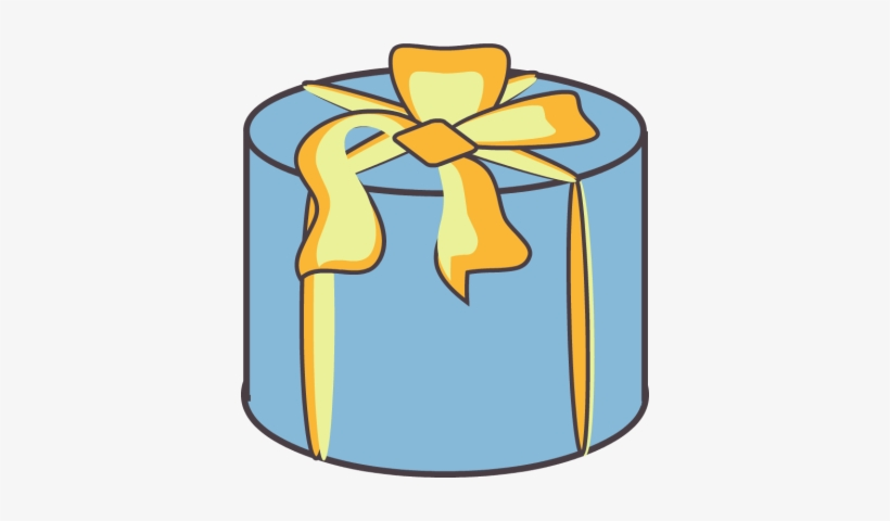 Gift Clipart Cylinder.