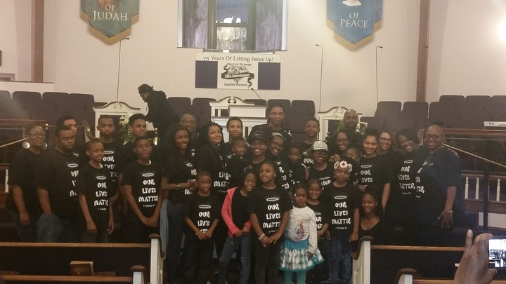 Youth Ministry T.