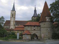Larson Barracks, Kitzingen Germany. Stationed here a total of 5.