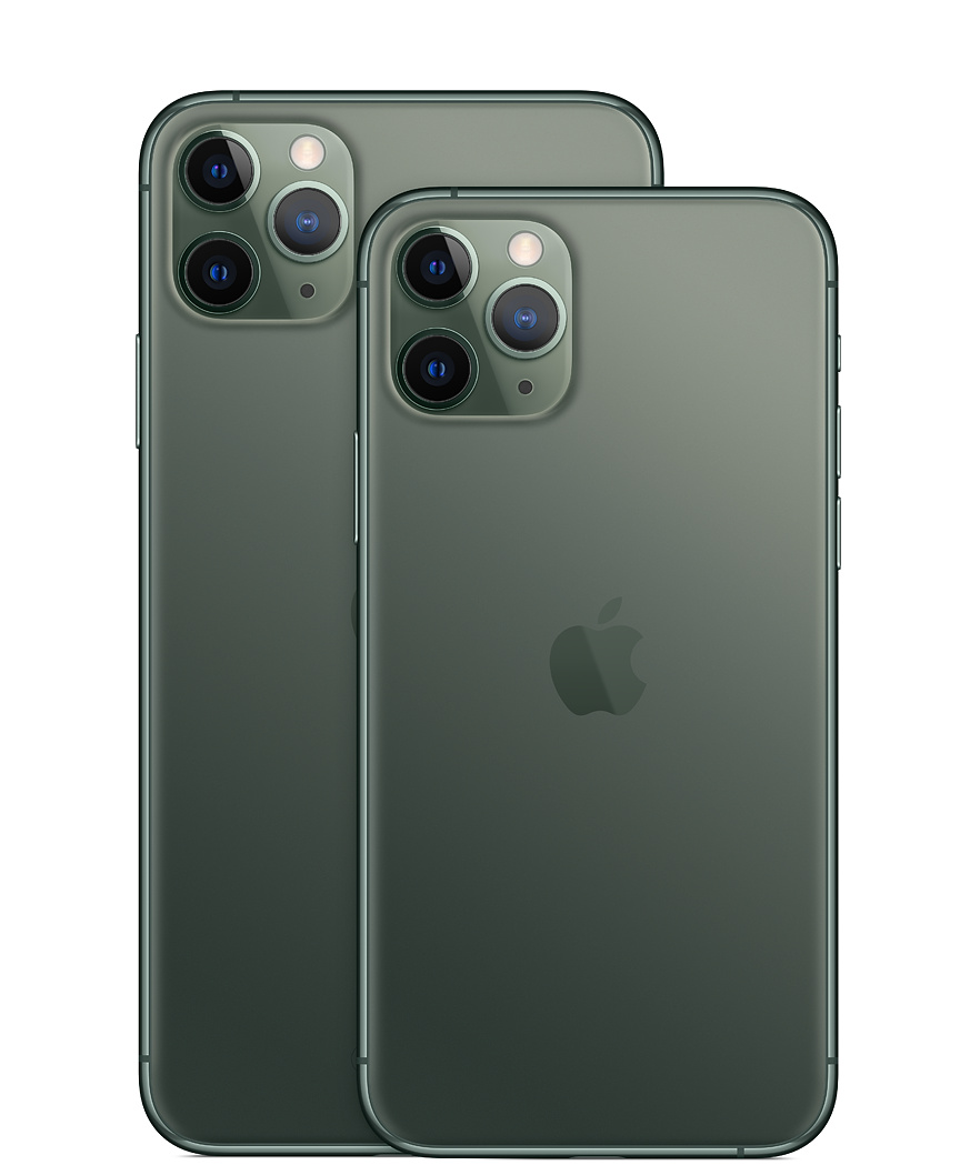 Buy iPhone 11 Pro and iPhone 11 Pro Max.