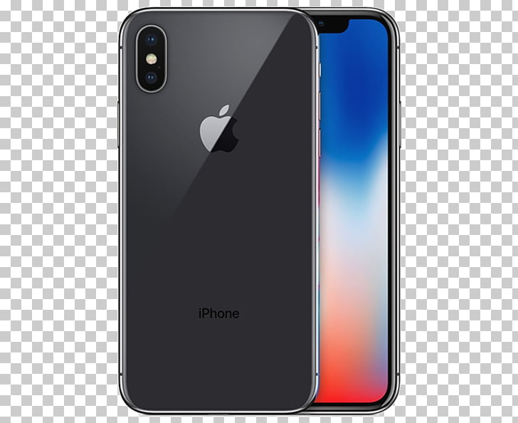 IPhone X iPhone 8 Apple FaceTime LTE, iphone 10 PNG clipart.