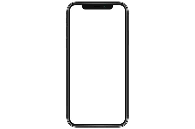 Add a device frame to iPhone XS screenshots with Shortcuts.