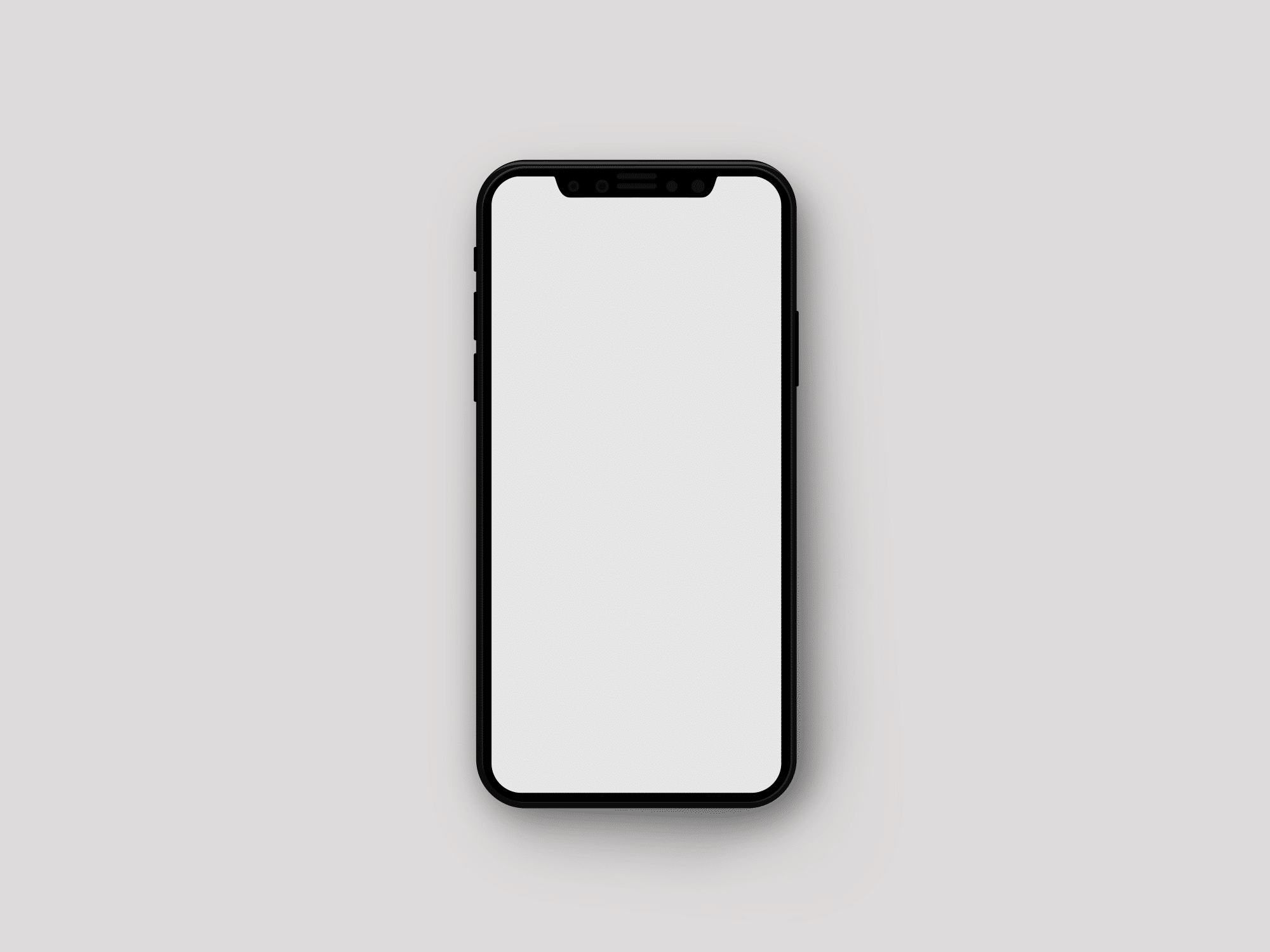 Iphone 10 Png (+).
