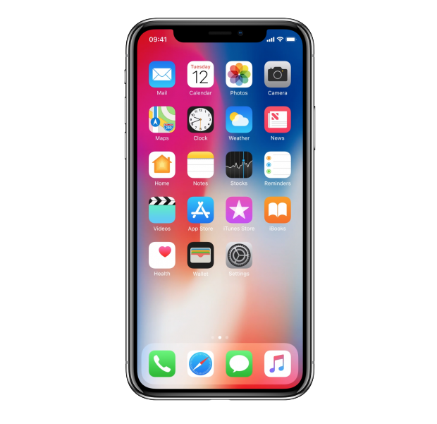 The Iphone X Ten 10 Png.