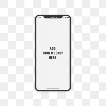 Iphone 10 PNG Images.