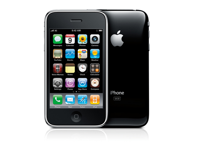 Apple iPhone 3GS.