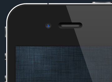iPhone 4 Template Clipart Picture Free Download.
