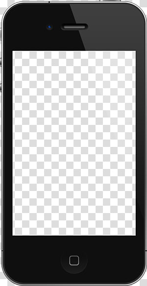 IPhone 4 transparent background PNG cliparts free download.