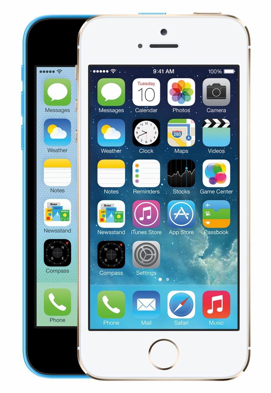 Apple Iphone Png Transparent Images.