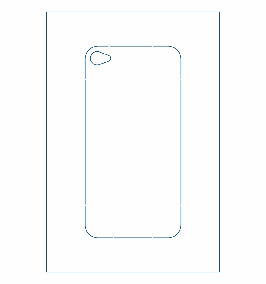 Iphone 5 Cut Out Template 264187.