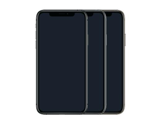 iphone 5 png template.