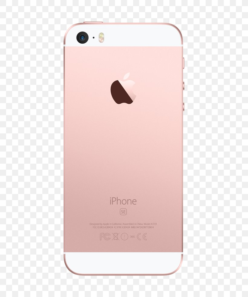 Apple Rose Gold Telephone IPhone 5s Unlocked, PNG, 700x980px.