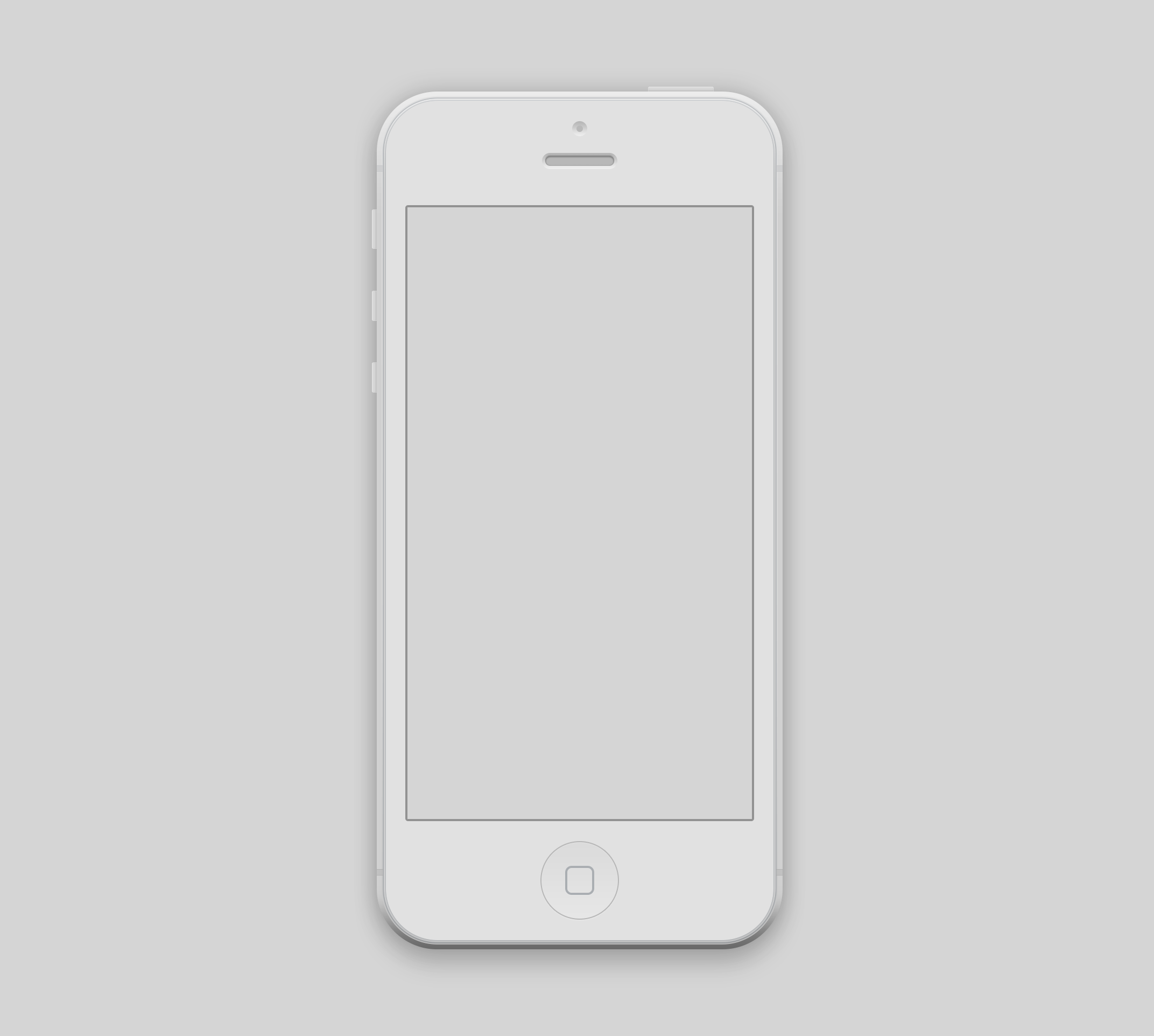 10 IPhone 5 Mockup Psd Free Images.