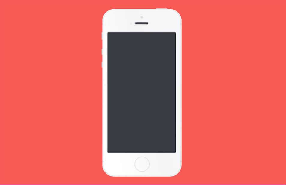 Best Collection Of Iphone Mockup Templates.
