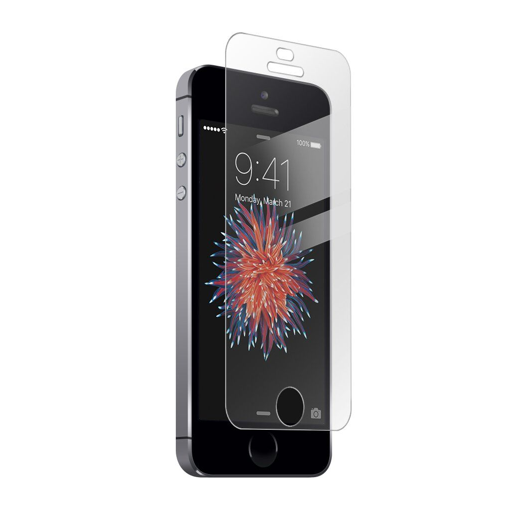 iPhone 5s Tempered Glass Screen Protectors, Covers & Skins.