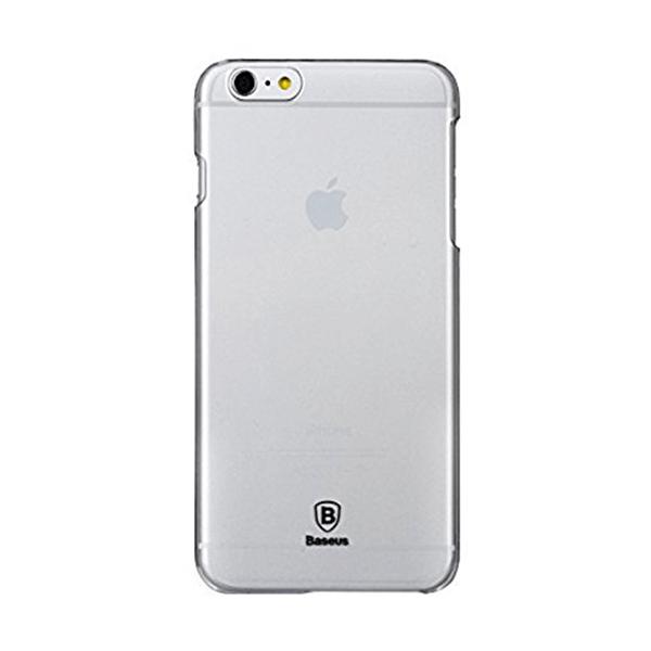 Konoz H Baseus Sky Cover Back Apple iphone 6 , Gray.