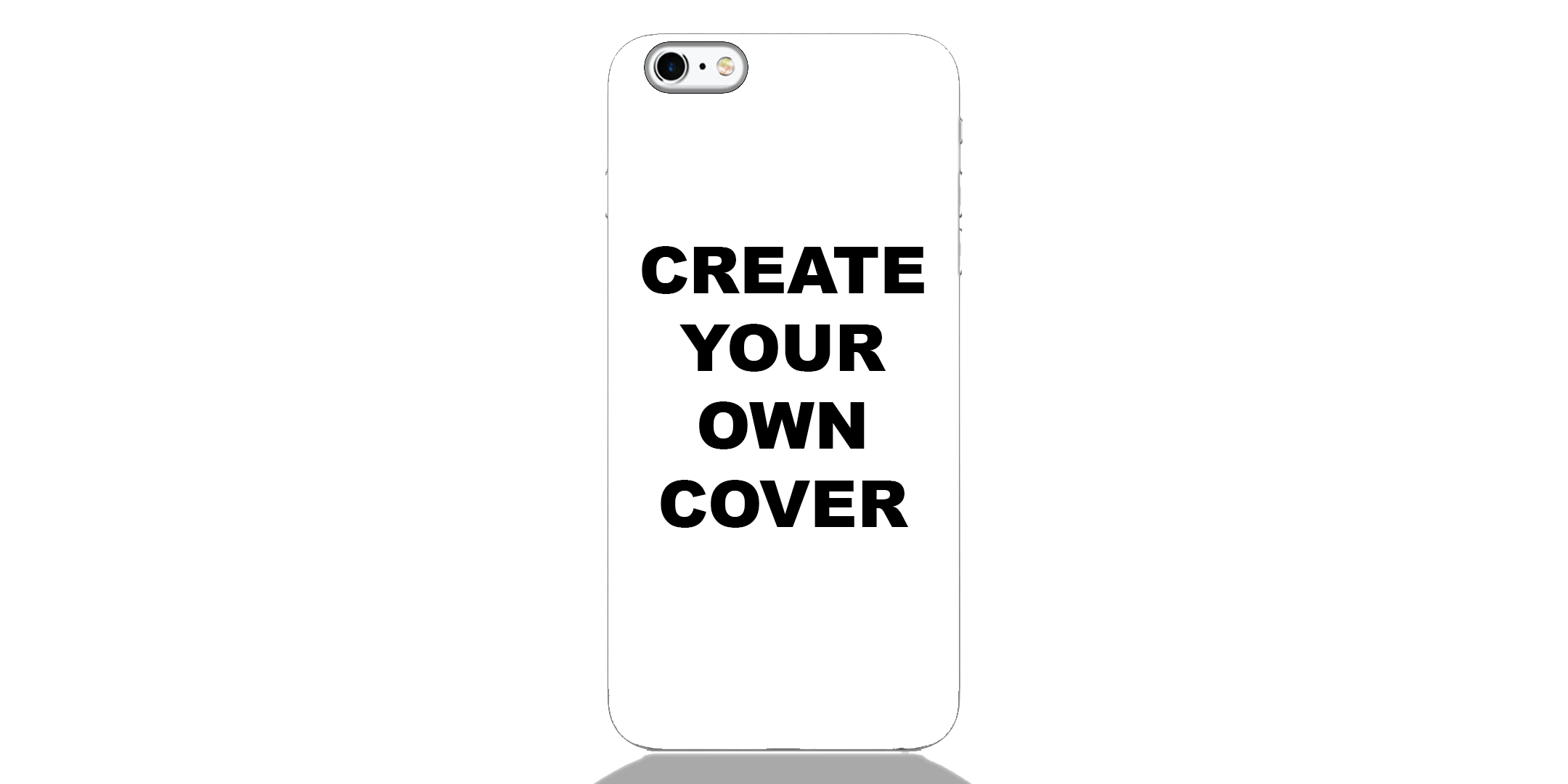 Customized iPhone 6S Back Cover.