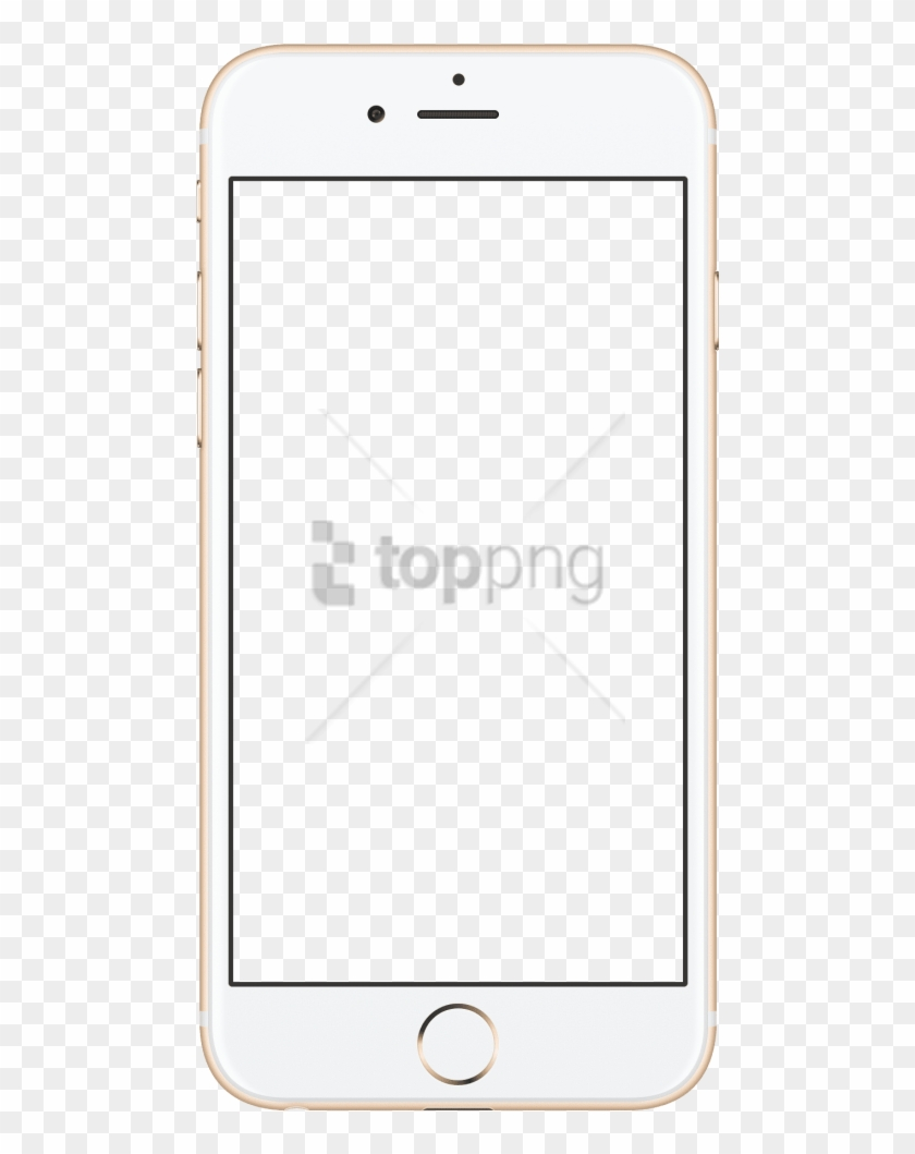 Free Png Iphone 6 Mobile Frame Png Image With Transparent.