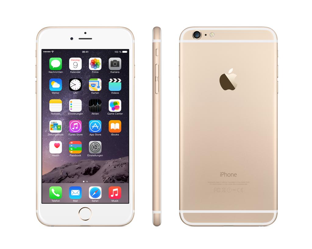 Apple iPhone 6s (64GB).