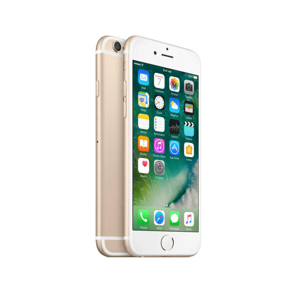 Preowned Apple iPhone 6 (Gold, 16 GB).