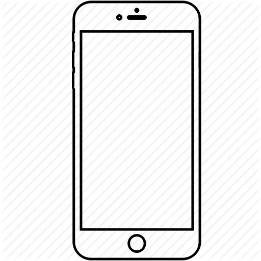 Iphone 6 Icon Png #157485.