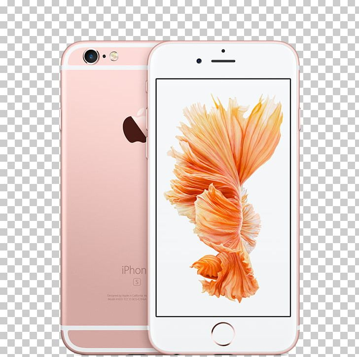 IPhone 6s Plus IPhone 6 Plus Apple Smartphone Rose Gold PNG.