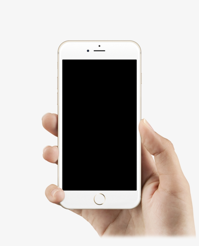 Iphone 6 Hand Png.