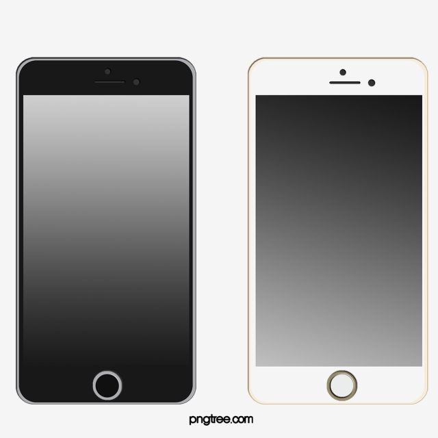 Iphone 6 Png, Vector, PSD, and Clipart With Transparent Background.