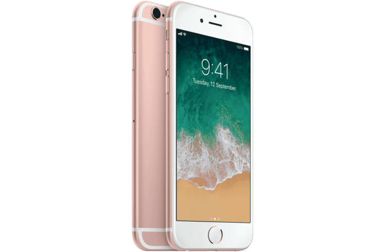 Apple MN122X/A iPhone 6s 32GB.