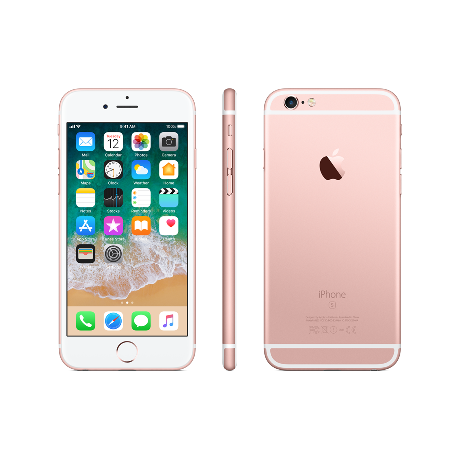 iPhone 6s Rose Gold 16GB.