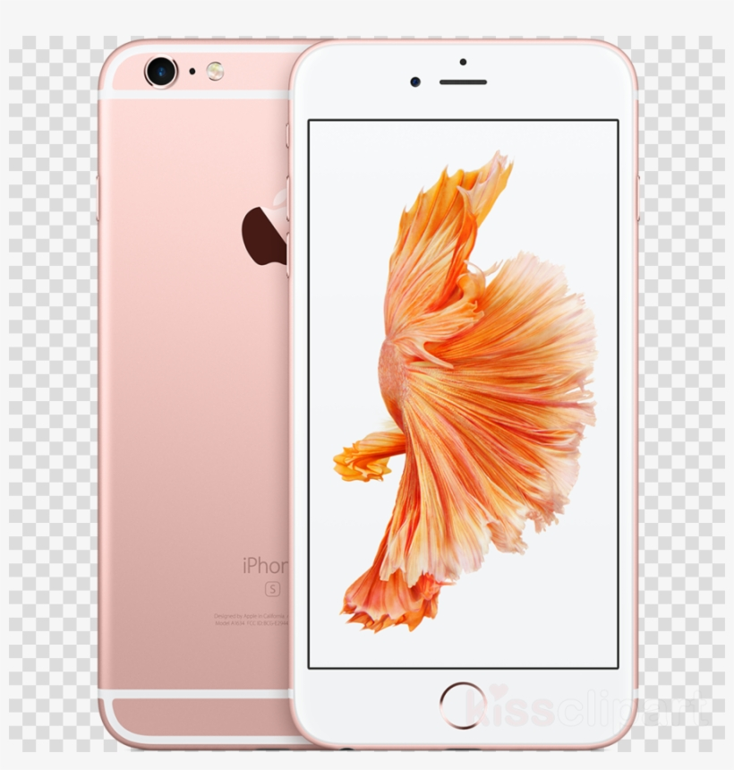 Download Iphone 6s Plus Rose Gold Clipart 64 Gb Unlocked.