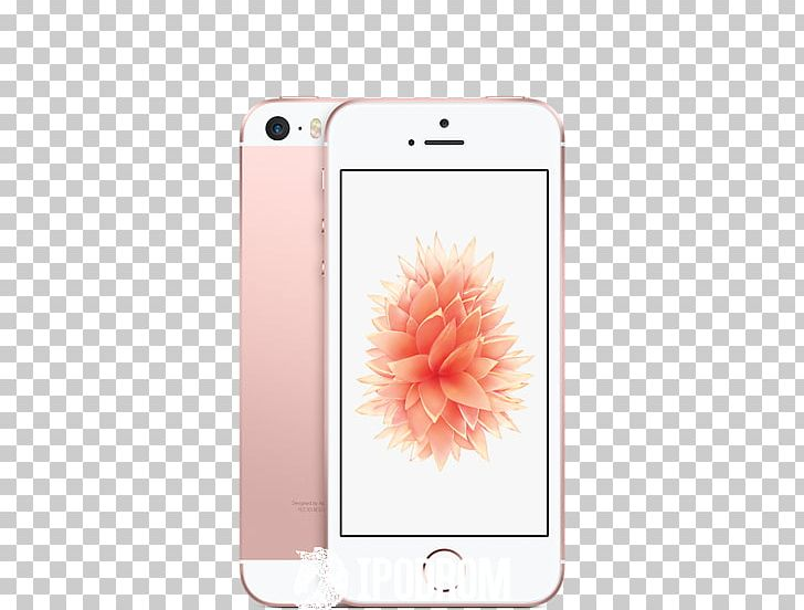 Apple Telephone Rose Gold IPhone 6S PNG, Clipart, Apple.