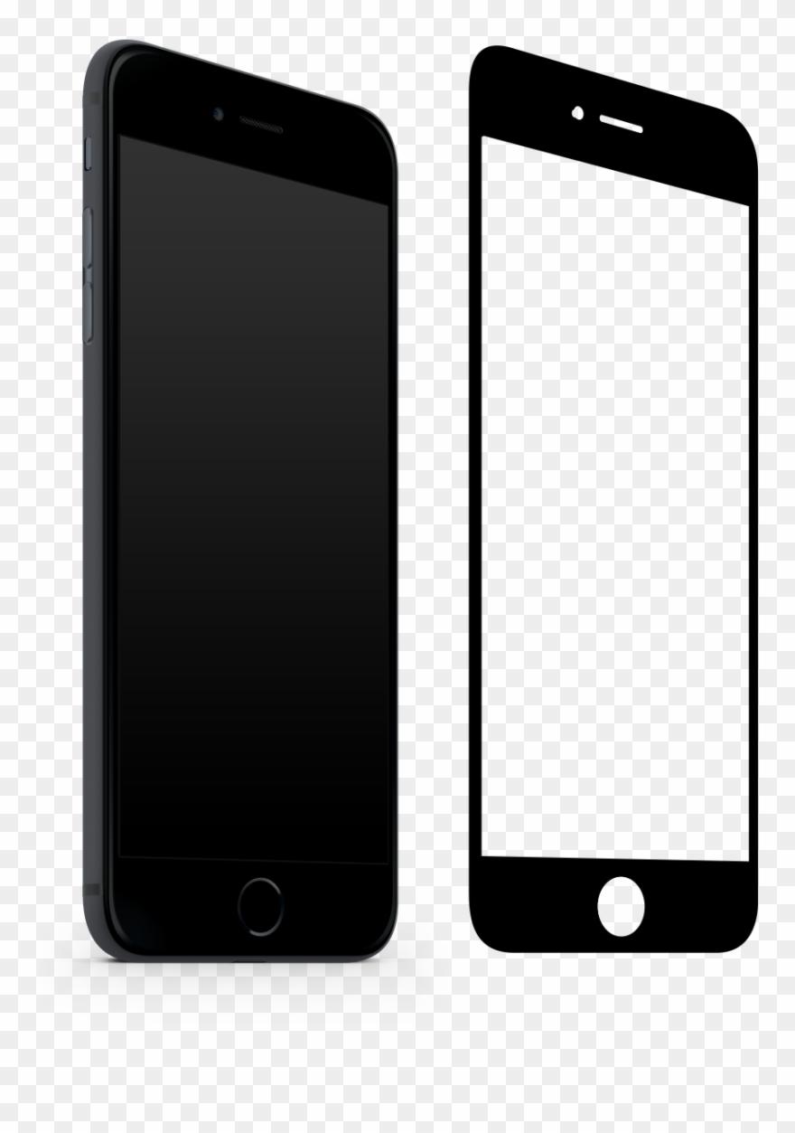 Iphone 7 Clipart Transparent Background.