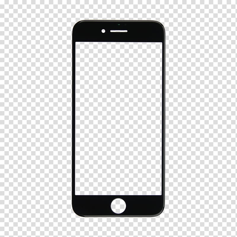 iphone template transparent.