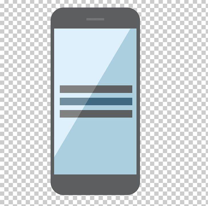 Smartphone IPhone 7 Plus Feature Phone Template Telephone.