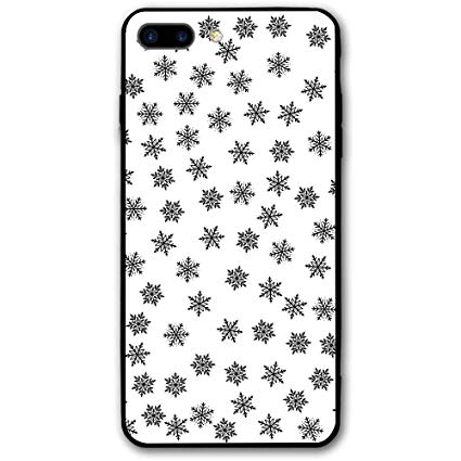 Amazon.com: PabcDef Clipart Black and White Snowflake iPhone.