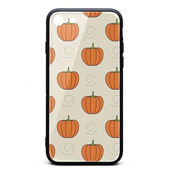 Amazon.com: iPhone 7 Case iPhone 8 Case Pumpkins clipart.