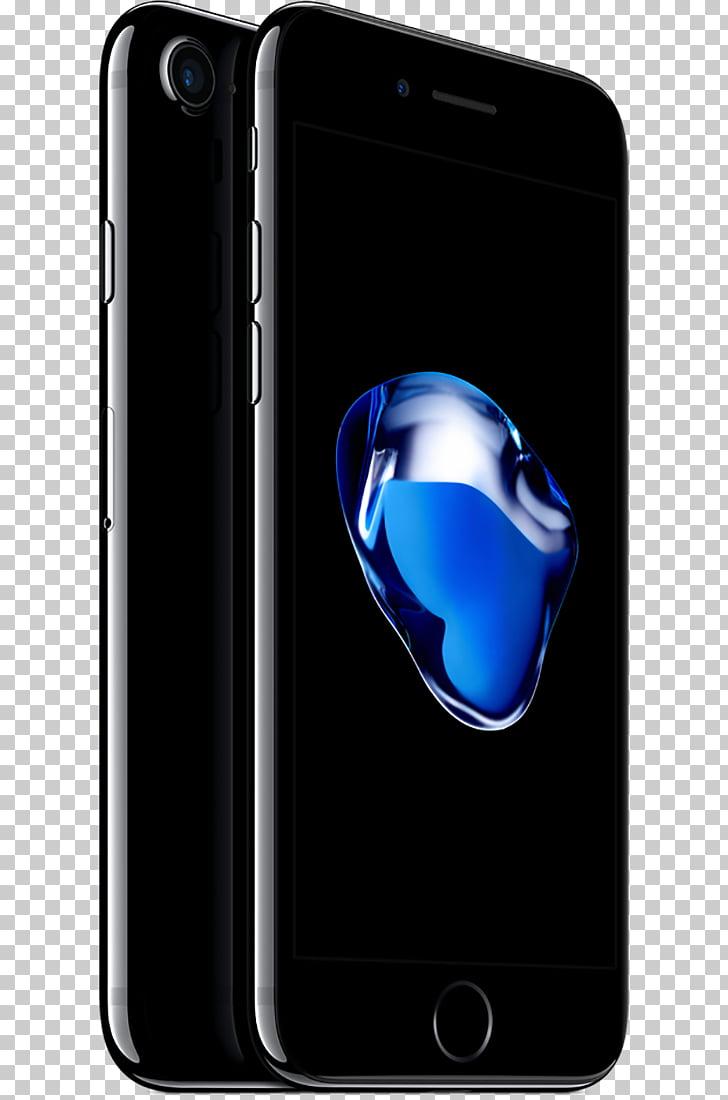 Apple iPhone 7 jet black 128 gb, apple PNG clipart.