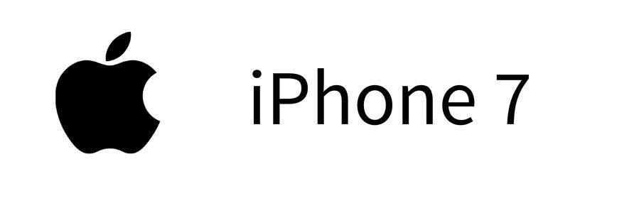 Iphone 7 Logos.
