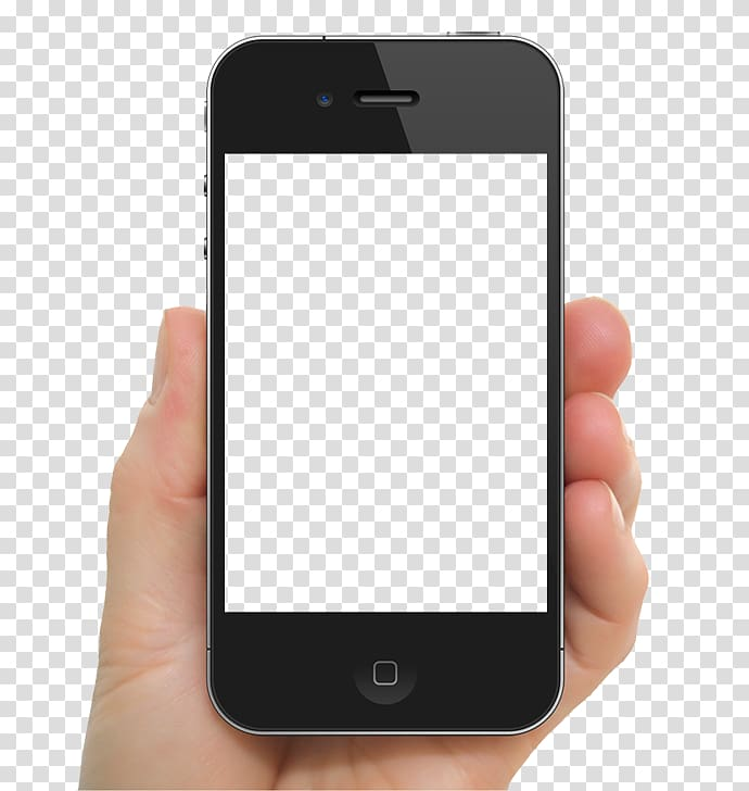 Person holding black iPhone, iPhone 7 Plus Telephone Apple.