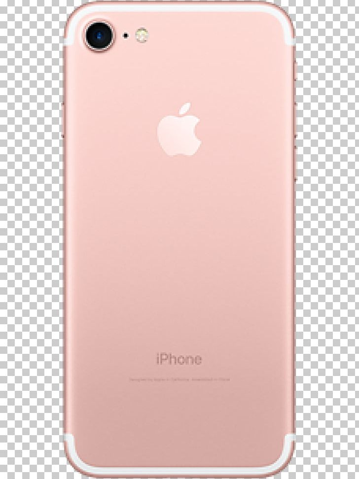 Apple IPhone 7 Plus Rose Gold PNG, Clipart, Apple, Apple.