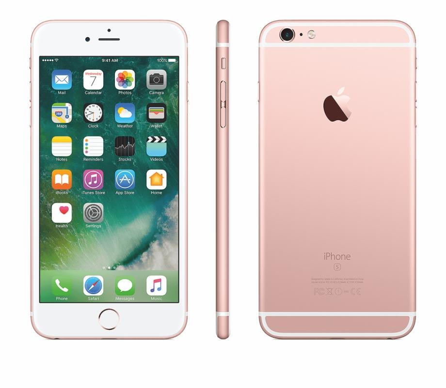 Iphone 6s Plus 32gb Rose Gold.