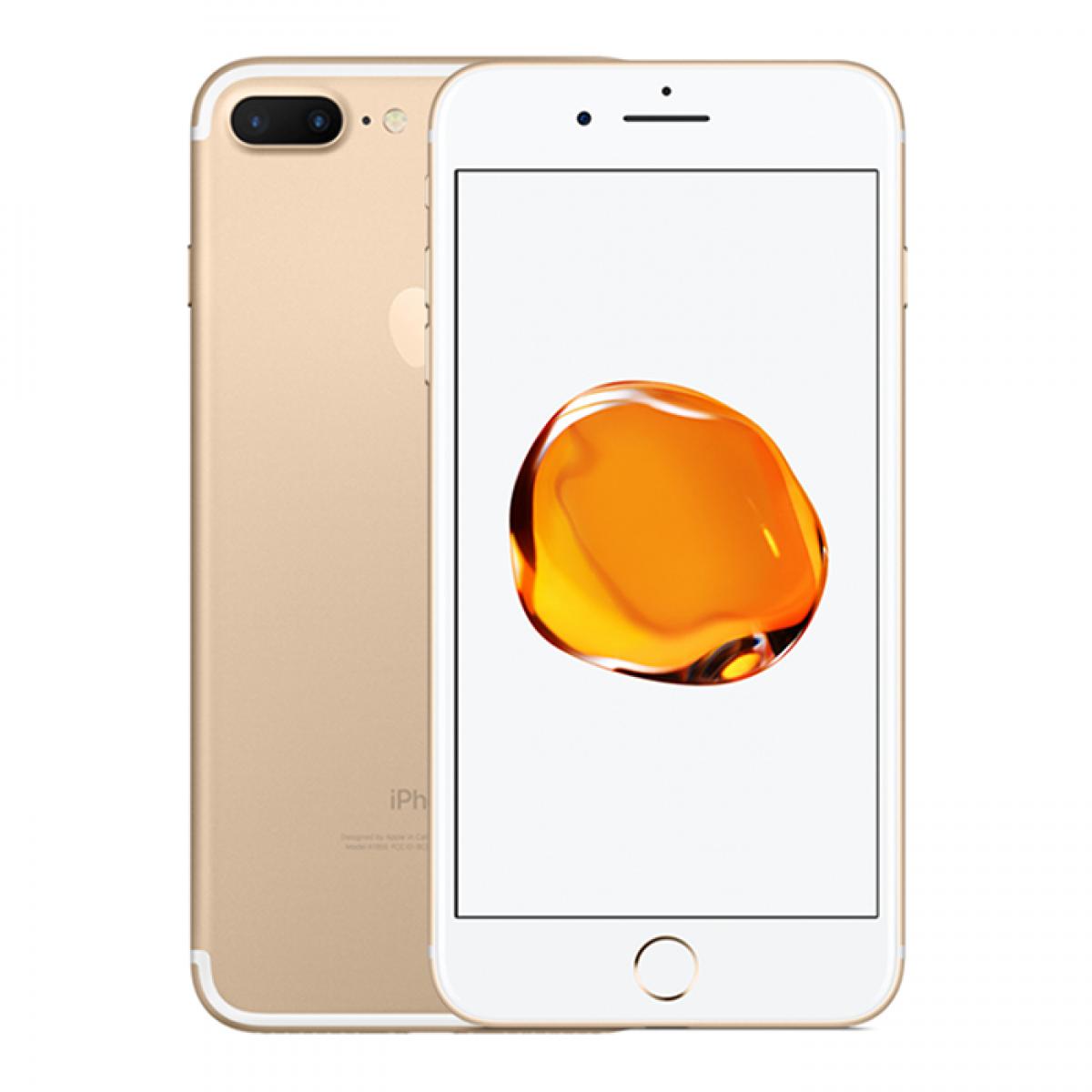 Apple iPhone 7 Plus 128GB Gold.