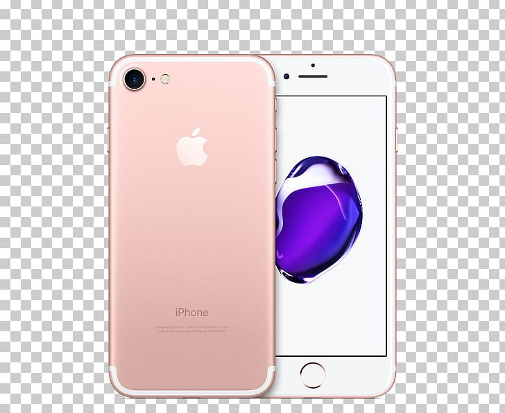 Apple IPhone 7 Plus Rose Gold PNG, Clipart, 256 Gb, Appl.