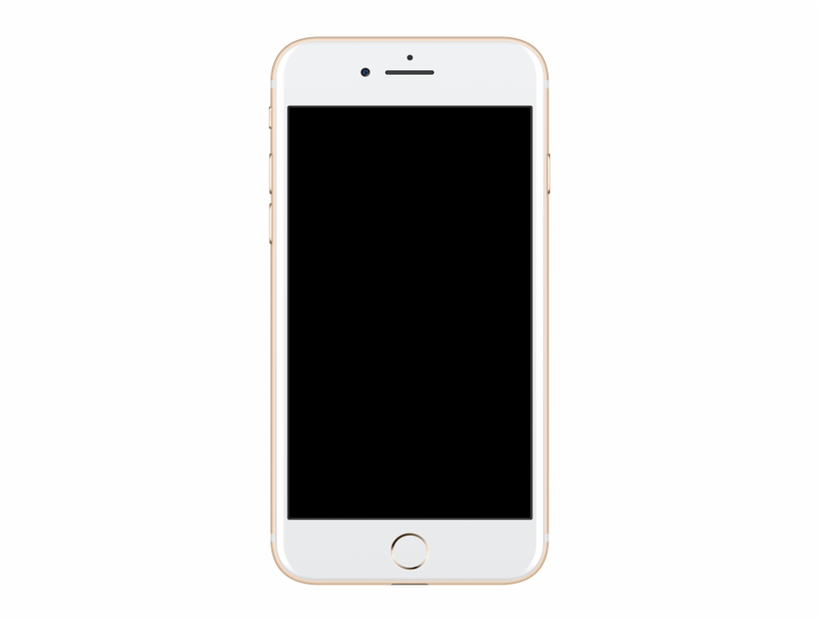 Iphone 7 Plus Mockup, Transparent Png Download For Free #388525.