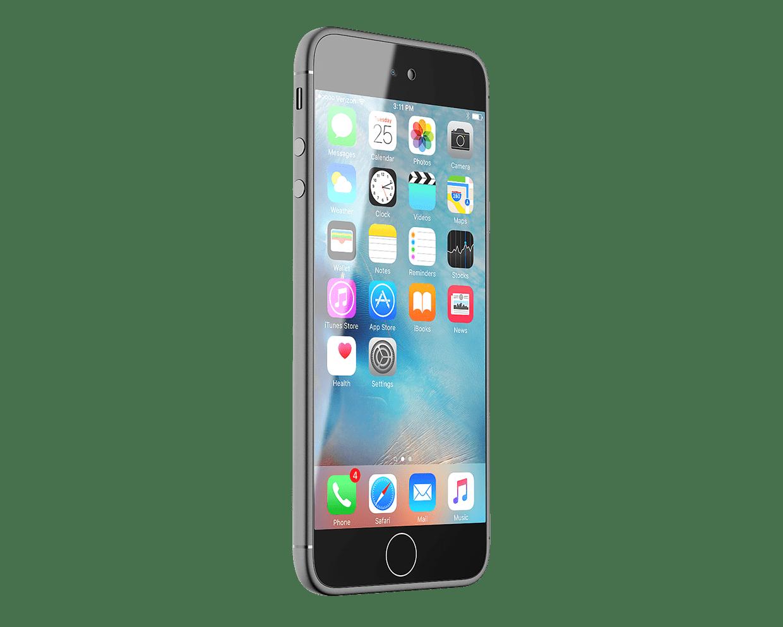 Iphone 7 transparent PNG.